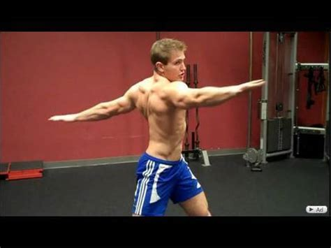 How To: Standing Oblique Twists with Just Hands - YouTube