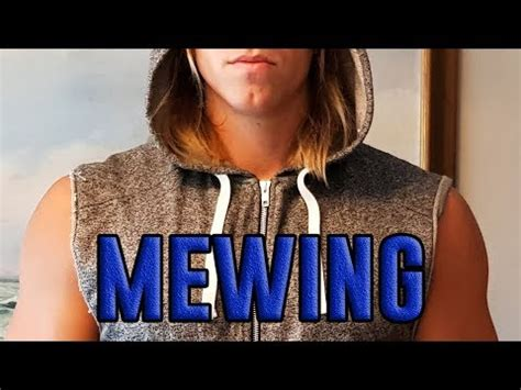 Mewing & Jaw Gains
