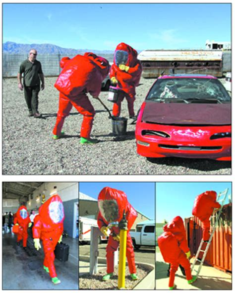 Firefighters suit up for hazmat refresher course | Local