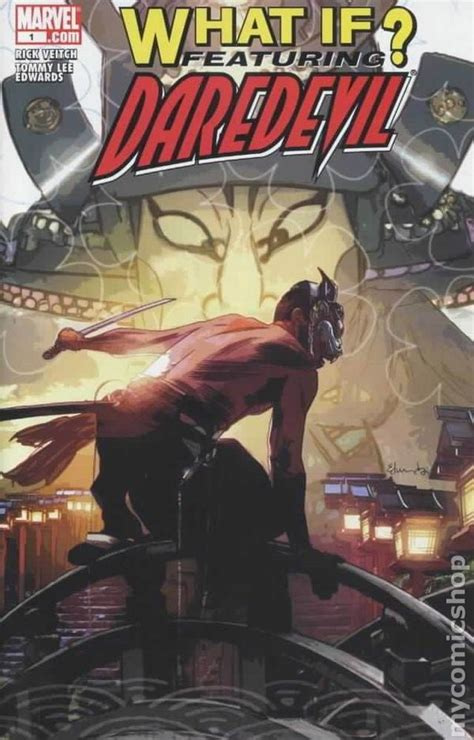 What If Daredevil Lived in Feudal Japan? (2006) comic books